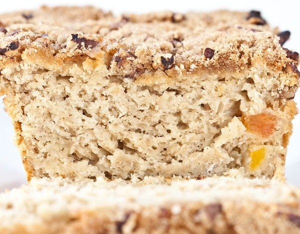 Oatmeal Bread...oh, heavens.  This is the kind if bread that is impossible to stop after one slice.