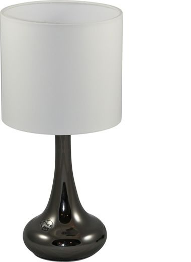 Joss Touch Lamp - Gunmetal, Portables, Touch Lamps, New Zealand's Leading Online Lighting Store