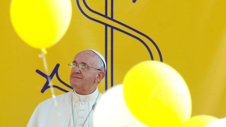10 tips for a happy life, according to Pope Francis