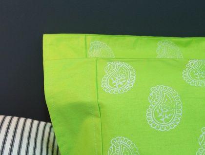 Indian Summer Pillowcases - Pair