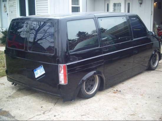 1988 Chevrolet Astro 3000