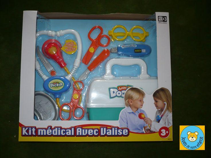 Kit médical avec valise