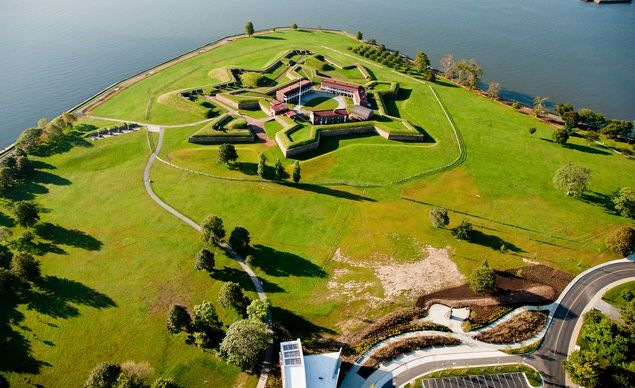 History buffs will love the Grand July 4th Celebration at Fort McHenry National Monument and Historic Shrine in Baltimore. You'll get to see cannons firing, watch a parade through Federal Hill, and celebrate the holiday with a public reading of the Declaration of Independence, singing, and toasting, starting at 3 p.m. (From: 4th of July Getaways Every American Should Take)