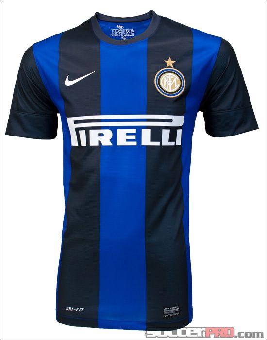 Nike Inter Milan Home Jersey 2012-2013...$76.49