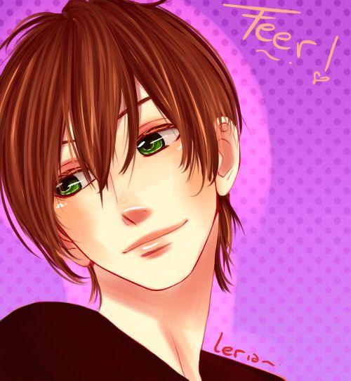 Feliz cumple Feer -Chan! by Leria-r