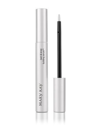 BUILD THICKER FULLER LASHES IN JUST 30 DAYS!!! Mary Kay® Lash & Brow Building Serum™ - Makeup - Catalog - Mary Kay