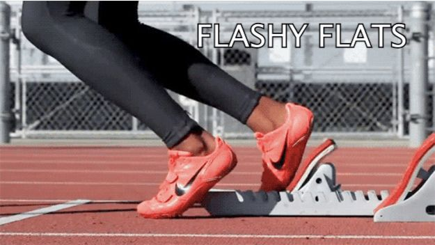 Looks can be deceiving. | 21 Things Track And Field Teaches You About Life