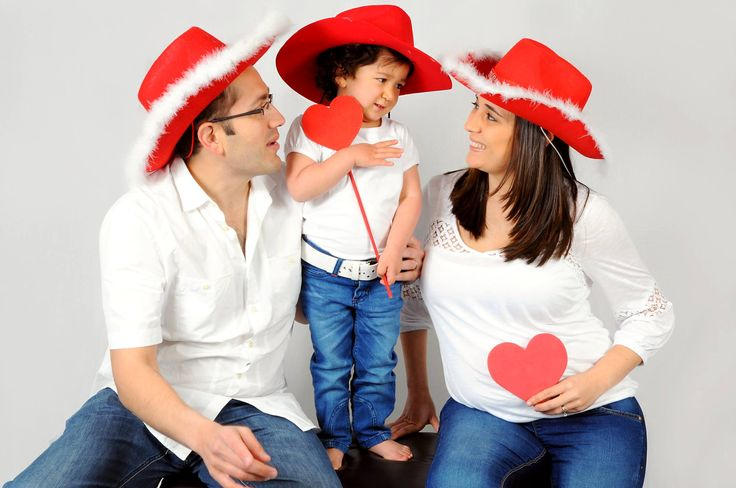 Christmas Family of 3 and a half, Arriola Portillo