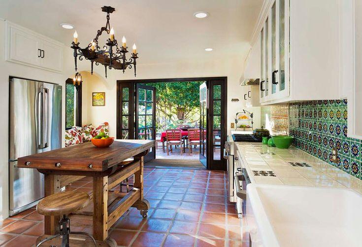 Captivating SB Digs | Ensberg Jacobs Design Architects Kitchen Remodel