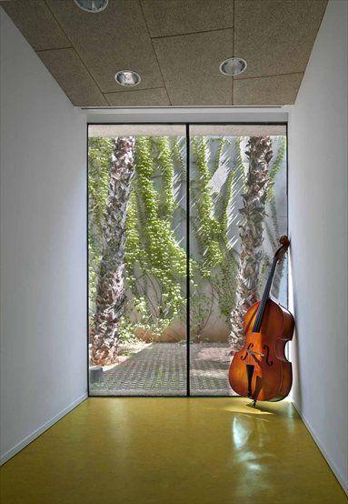 Escuela de música in Benicàssim - Benicasim, Spain - 2010 Enrique Fernández-Vivancos