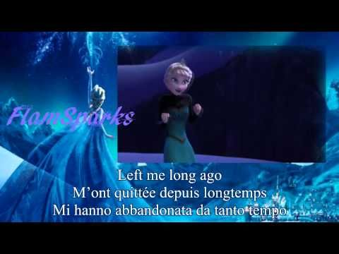 Let it go (French) - As a french student, I can really appreciate this song! Let it Go is fun to listen to in different languages anyway :)