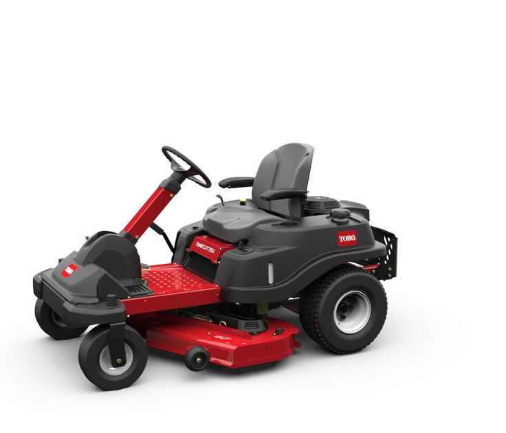 Complete your build of a Toro zero turn lawn mower today!