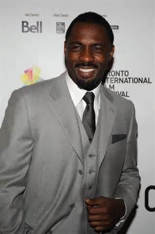 Idris Elba ..giving me life!