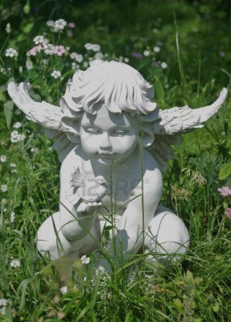 Favorite 132 best garden statues images on Pinterest | Angel sculpture  MO56