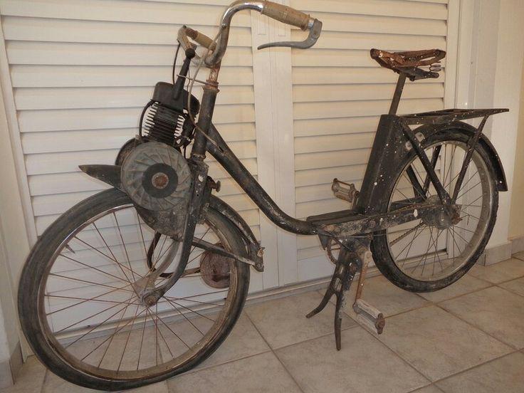 Solex 2200 1963 restoration project
