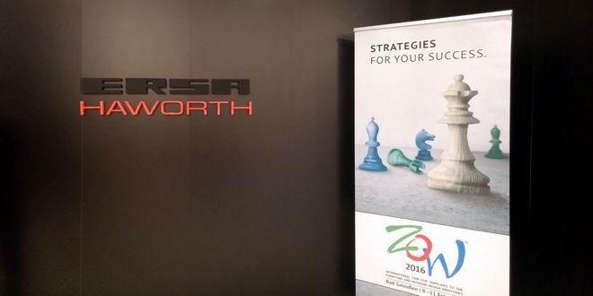 ERSA Mobilya, sektörün dünyadaki önemli markalarından HAWORTH'la gerçekleştirdiği işbirliğini Ulusla...