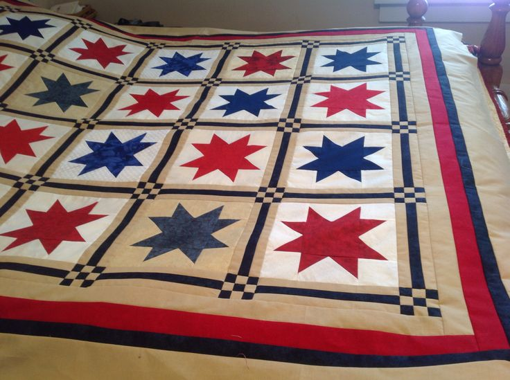 17 Best images about star quilts on Pinterest Quilt, Mccall s quilting and Block of the month