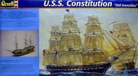 USS Constitution 1/96 Revell Monogram