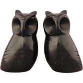 Midnight Owl Bookends