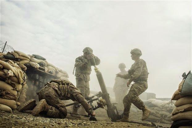 Η ΜΟΝΑΞΙΑ ΤΗΣ ΑΛΗΘΕΙΑΣ: ΝΑΤΟικές στρατιωτικές στολές, στην πλειοψηφία τους...