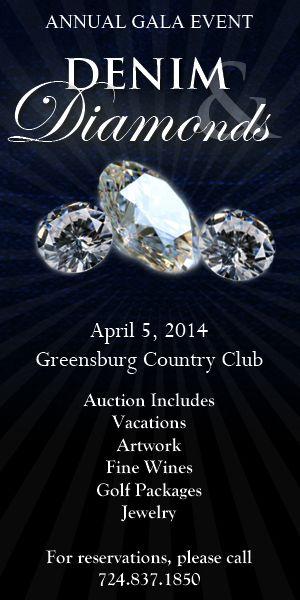9 Best Denim Diamonds Party Ideas Images On Pinterest