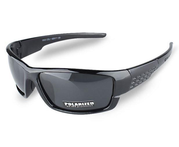 Pánské sportovní polarizované sluneční brýle černé Na tento produkt se vztahuje nejen zajímavá sleva, ale také poštovné zdarma! Využij této výhodné nabídky a ušetři na poštovném, stejně jako to udělalo již velké množství spokojených zákazníků …