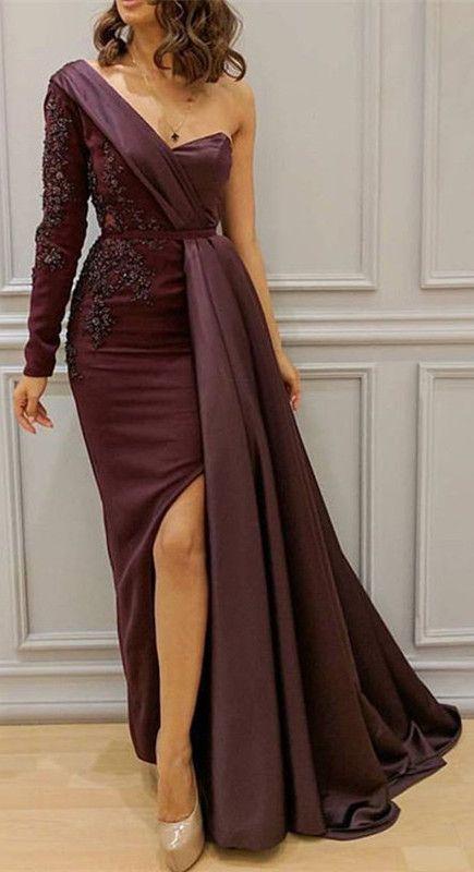 42+ One shoulder formal dress ideas information