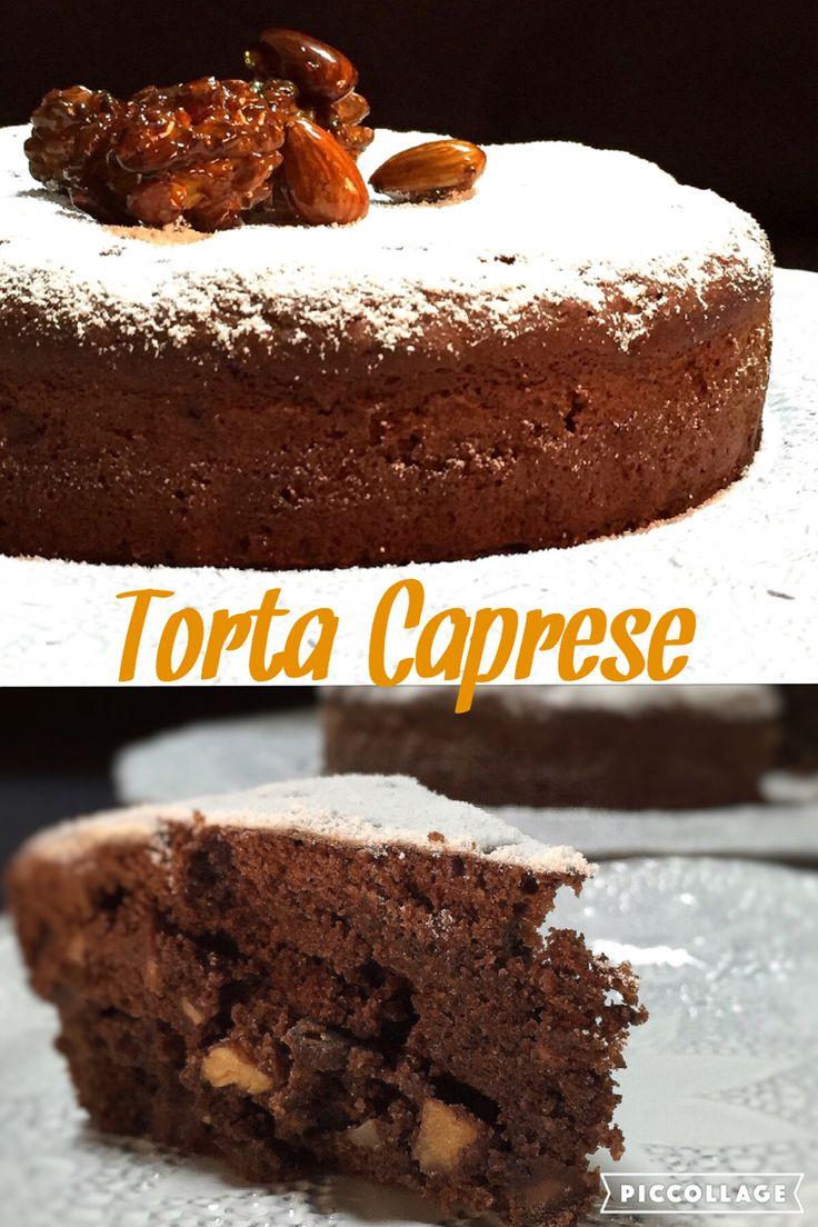 Torta Caprese トルタカプレーゼ