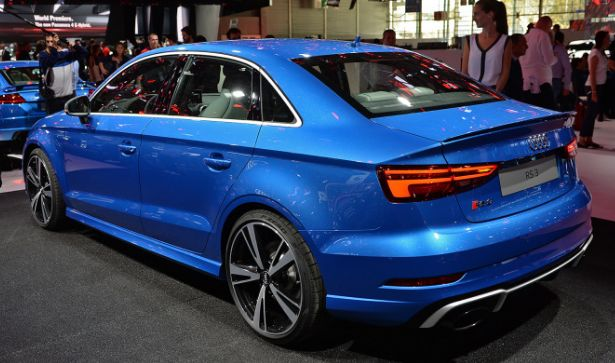 2018 Audi RS3 Performance
