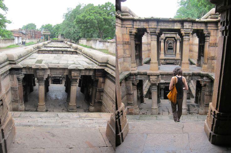 Dada Harir Stepwell is a stepwell in Asarwa area of Ahmedabad, Gujarat, India