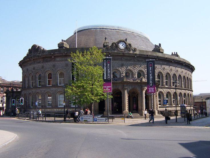 Leeds Corn Exchange, Leeds, West Yorkshire, ENGLAND