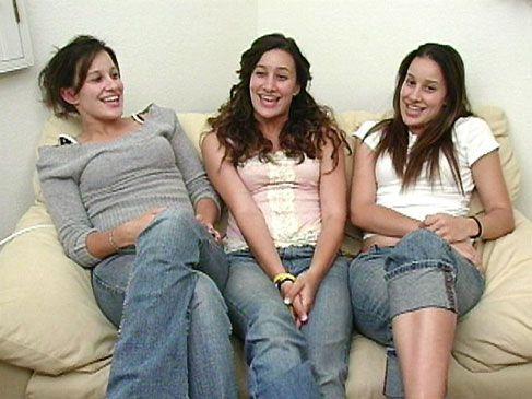 Triplets twins identical not sisters lesbians 10