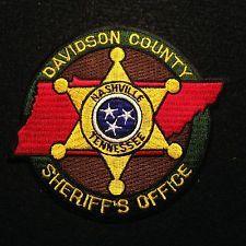 Davidson County Sheriffs Department