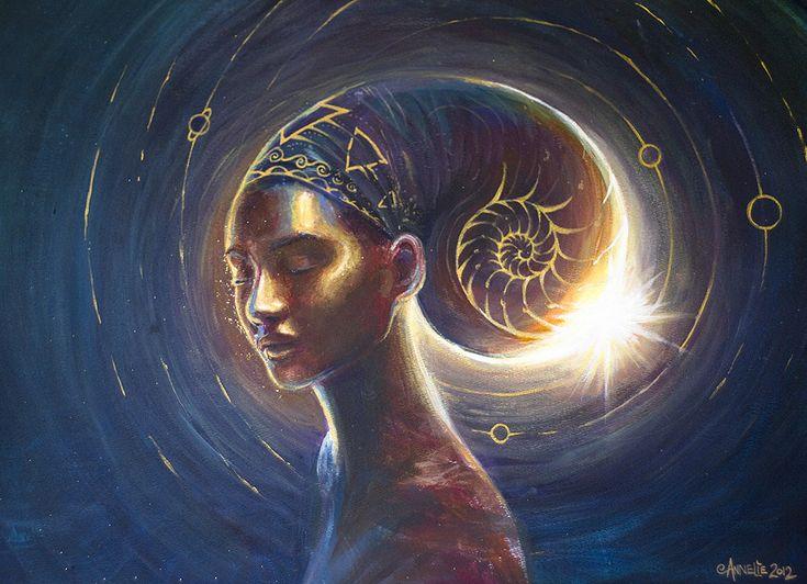 Feminine Divine - finished by ~Amuletz on deviantART