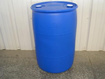 how to clean 55 gallon plastic barrels