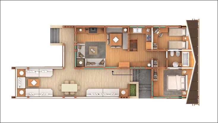 Oltre 25 fantastiche idee su case in legno su pinterest - Valutazione metri quadri casa ...