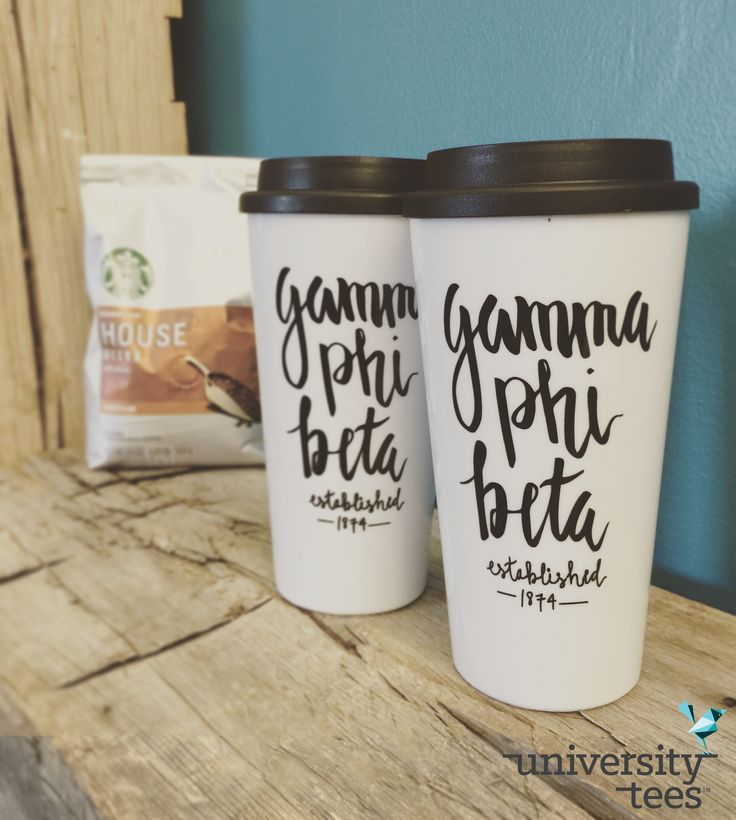 ...but first, coffee ☕️☕️☕️ | Gamma Phi Beta | Made by University Tees | www.universitytees.com