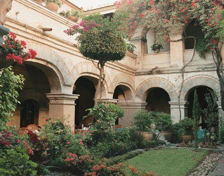 Oaxaca - Oaxaca Mexico - Oaxaca Hotels - Town & Country TRAVEL