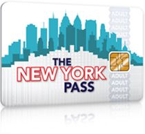The New York Pass, $180 adult for 80+ attractions and tours including:  Statue of Liberty Rockefeller Center Empire State Building The MET 911 Memorial NY Water Taxi Guggenheim museum