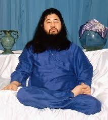 Aum Shinrikyo - He instructed followers to create homemade poisonous gas and release it on the subways of Japan.