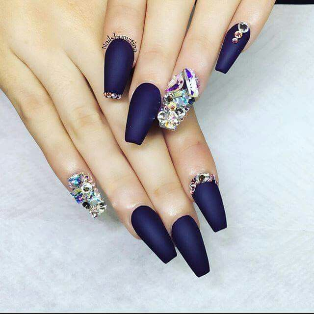 Prom Nail Ideas For Long: 1050 Best Nail Designs Images On Pinterest