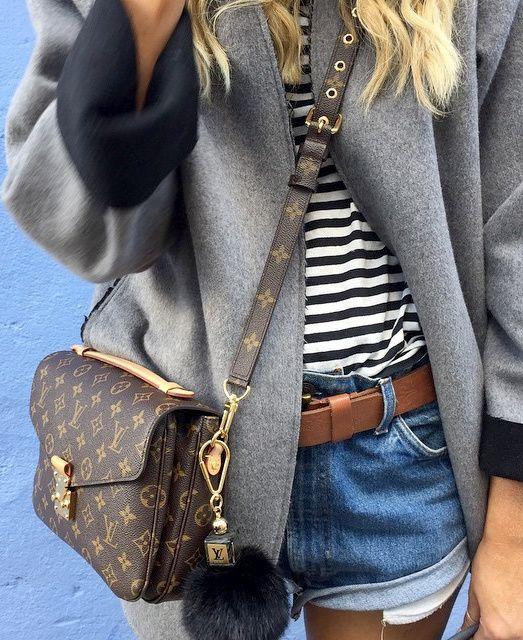 Quand Louis Vuitton intègre le look des filles cools !
