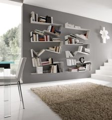 24 best ZigZag bookcase by Beatriz Sempere images on Pinterest ...
