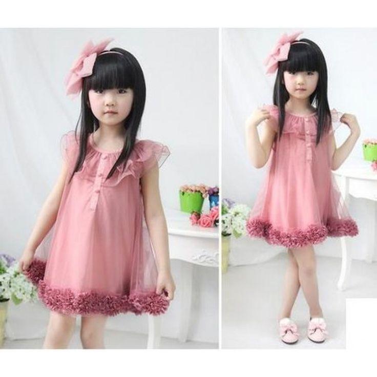 Mejores 195 imágenes de moda infantil en Pinterest | Ropa de niña ...
