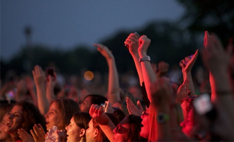 10 Things to Add to your Summer Bucket List in Peterborough & the Kawarthas, Ontario - #6 Take in an Outdoor Concert Crowd at Peterborough Musicfest.