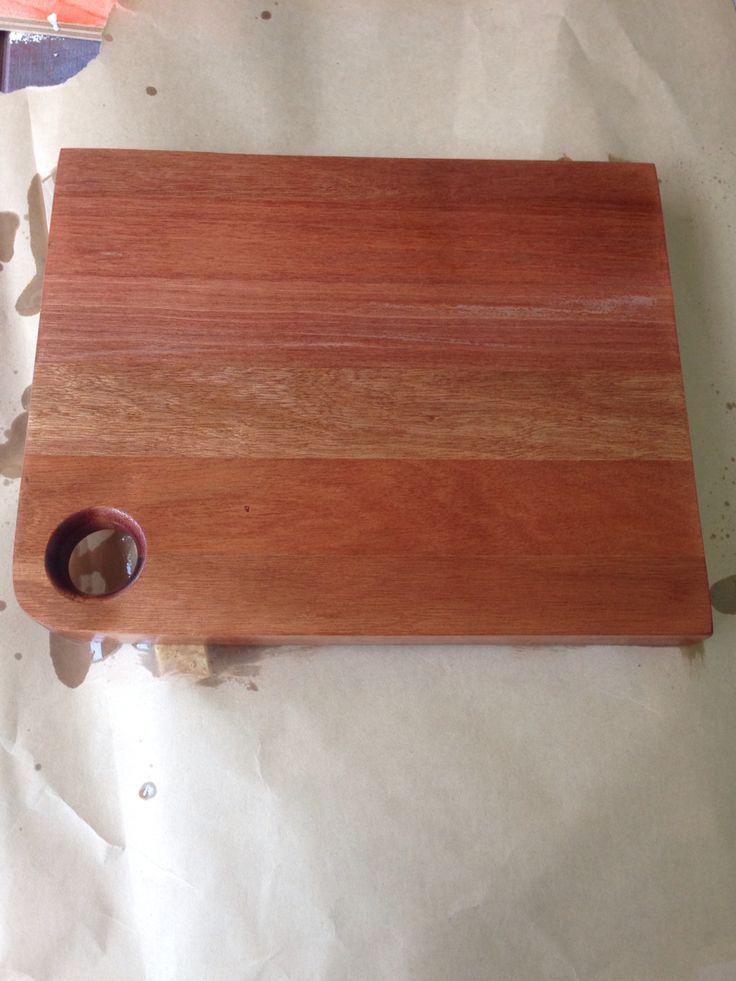 Cuttingboard Mahogni