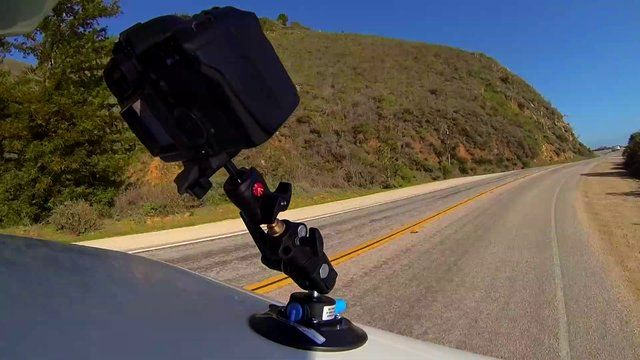 Manfrotto Befree tripod behind the scenes 3 #manfrotto #befree #tripod #adambarker