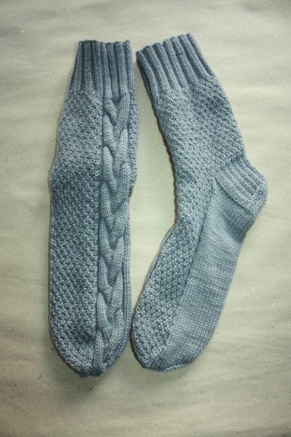 265 cm /// 104 inches Gorgeous Woolen Hand Knitted by gbbox