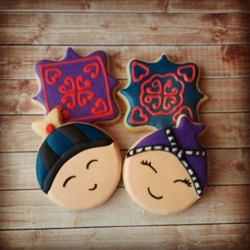 Hmong wedding cookies by Sweet Baketique