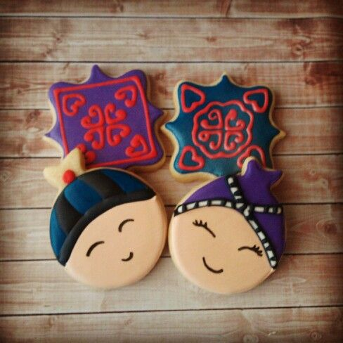 Hmong wedding cookies by Sweet Baketique
